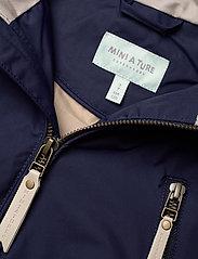 Mini A Ture - Algea Jacket, K - shell jackets - maritime blue - 3