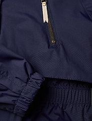 Mini A Ture - Algea Jacket, K - shell jackets - maritime blue - 4