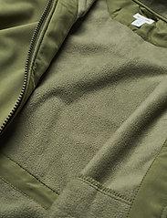 Mini A Ture - Aden Jacket, MK - shell jackets - olivine green - 5