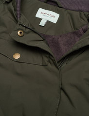 Mini A Ture - Wang Fake Fur Jacket, M - winter jacket - deep depths - 4
