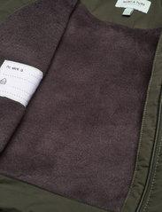 Mini A Ture - Wang Fake Fur Jacket, M - winter jacket - deep depths - 5