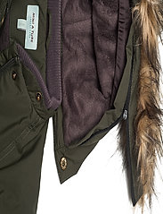 Mini A Ture - Wang Fake Fur Jacket, M - winter jacket - deep depths - 6