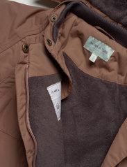 Mini A Ture - Wisti Suit, M - snowsuit - acorn brown - 5