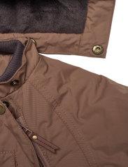 Mini A Ture - Wisti Suit, M - snowsuit - acorn brown - 6