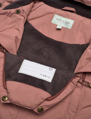 Mini A Ture - Wisti Suit, M - snowsuit - wood rose - 4