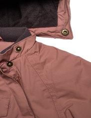 Mini A Ture - Wisti Suit, M - snowsuit - wood rose - 6