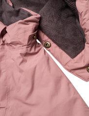 Mini A Ture - Wanni Snowsuit, K - snowsuit - wood rose - 3