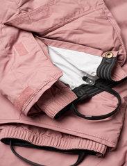 Mini A Ture - Wanni Snowsuit, K - snowsuit - wood rose - 5