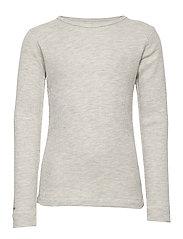 Erion T-shirt, MK - LIGHT GREY MELANGE