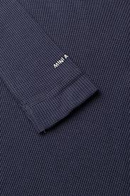 Mini A Ture - Erion T-shirt, MK - lange mouwen - mood indigo - 3