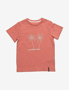 Palmtree, MK T-Shirt LS - kortærmede - strawberry ice
