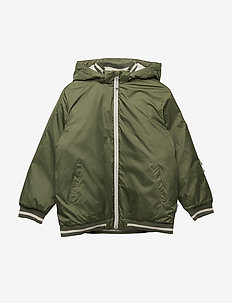 Joost Jacket, K - CLOVER GREEN