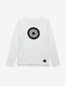Apollo T-shirt, MK - long-sleeved t-shirts - white