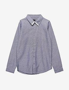 Mexi Shirt, MK - skjorter - blue horizon