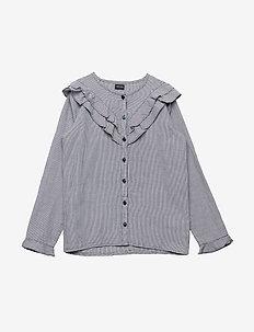 Maia Shirt, K - SKY CAPTAIN BLUE