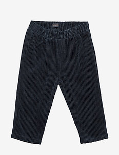 Marion Pants, B - pantalons - sky captain blue
