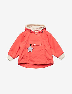 Wai Jacket, M - BITTER SWEET RED