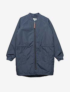 Hailey Emb. Jacket, K - BLUE NIGHTS