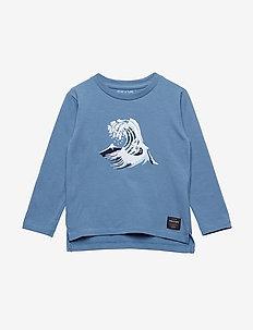 Apollo T-shirt, MK - BLUE HORIZON