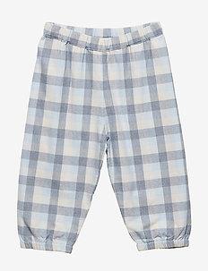 Marion Pants, B - pantalons - corydalis blue