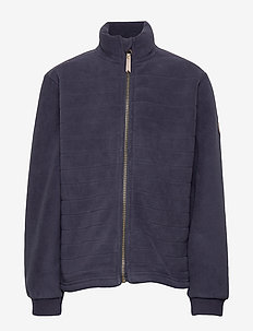 Geal Zip Jacket, MK - sweatshirts - graphite blue