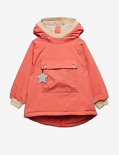 Baby Wen, M - parkas - faded rose