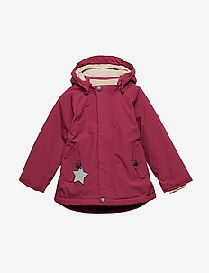 Wally Jacket, M - parkas - cherry