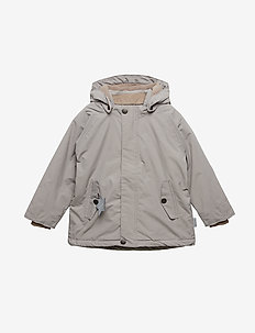 Wally Jacket, M - CLOUDBURST GREY