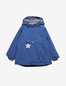 Wang Jacket, M - dunjakker & forede jakker - blue quartz