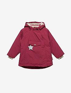 Wang Jacket, M - puffer & padded - cherry
