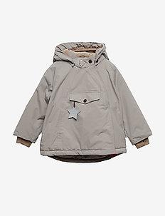 Wang Jacket, M - dunjakker & forede jakker - cloudburst grey