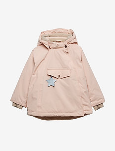 Wang Jacket, M - puffer & padded - keen rose