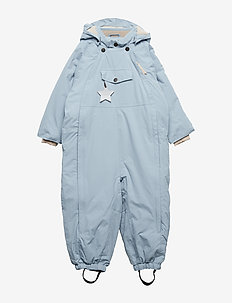 Wisti Snowsuit, M - vinterdress - dusty blue