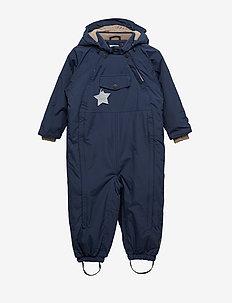 Wisti Snowsuit, M - PEACOAT BLUE