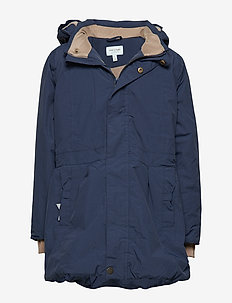 Viola Jacket, K - parki - peacoat blue