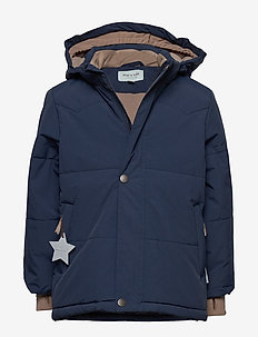 Wessel Jacket, K - PEACOAT BLUE