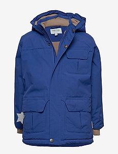 Walder Jacket, K - parkas - blue quartz