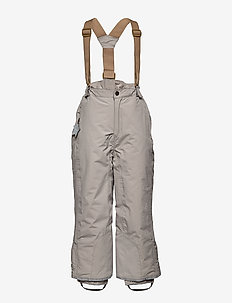 Witte Pants, K - winterbroeken - cloudburst grey