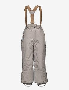 Witte Pants, K - overtræksbukser - cloudburst grey