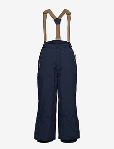 Witte Pants, K - vinterbukser - peacoat blue