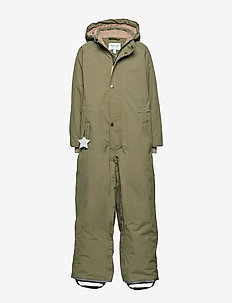 Wanni Snowsuit, K - vinterdress - beetle