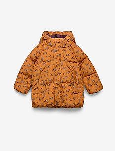 Woody Jacket, M - AUTUMNAL BROWN