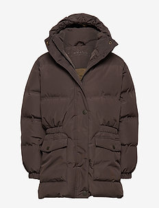 Wencke Jacket, K - dunjakker & forede jakker - licorise
