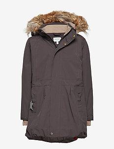 Viola Faux Fur Jacket, K - LICORISE