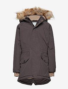 Vibse Fuex Fur Jacket, K - LICORISE