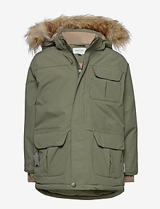 Walder Faux Fur Jacket, K - BEETLE