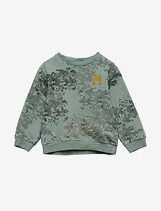 Dilan Blouse, M - sweatshirts - chinois green