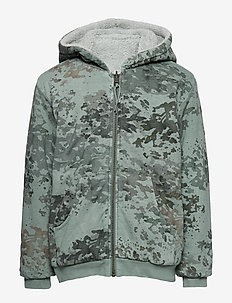 Kasper Hoodie, K - hoodies - chinois green