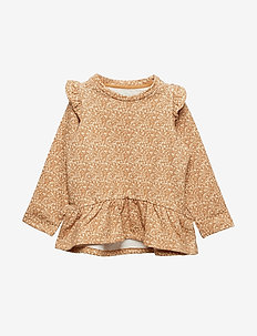 Cirva Blouse, K - APPLE CINNAMON