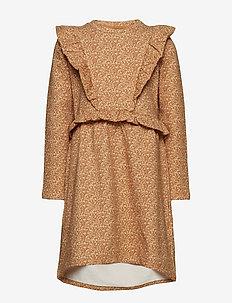 Citha Dress, K - kjoler - apple cinnamon